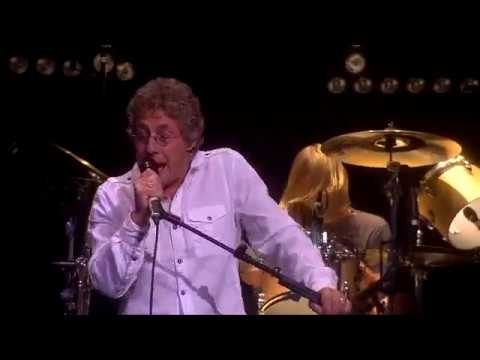 Foo Fighters & Roger Daltrey - Young Man Blues (Live)