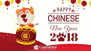 CCE - Chinese New Year 2018