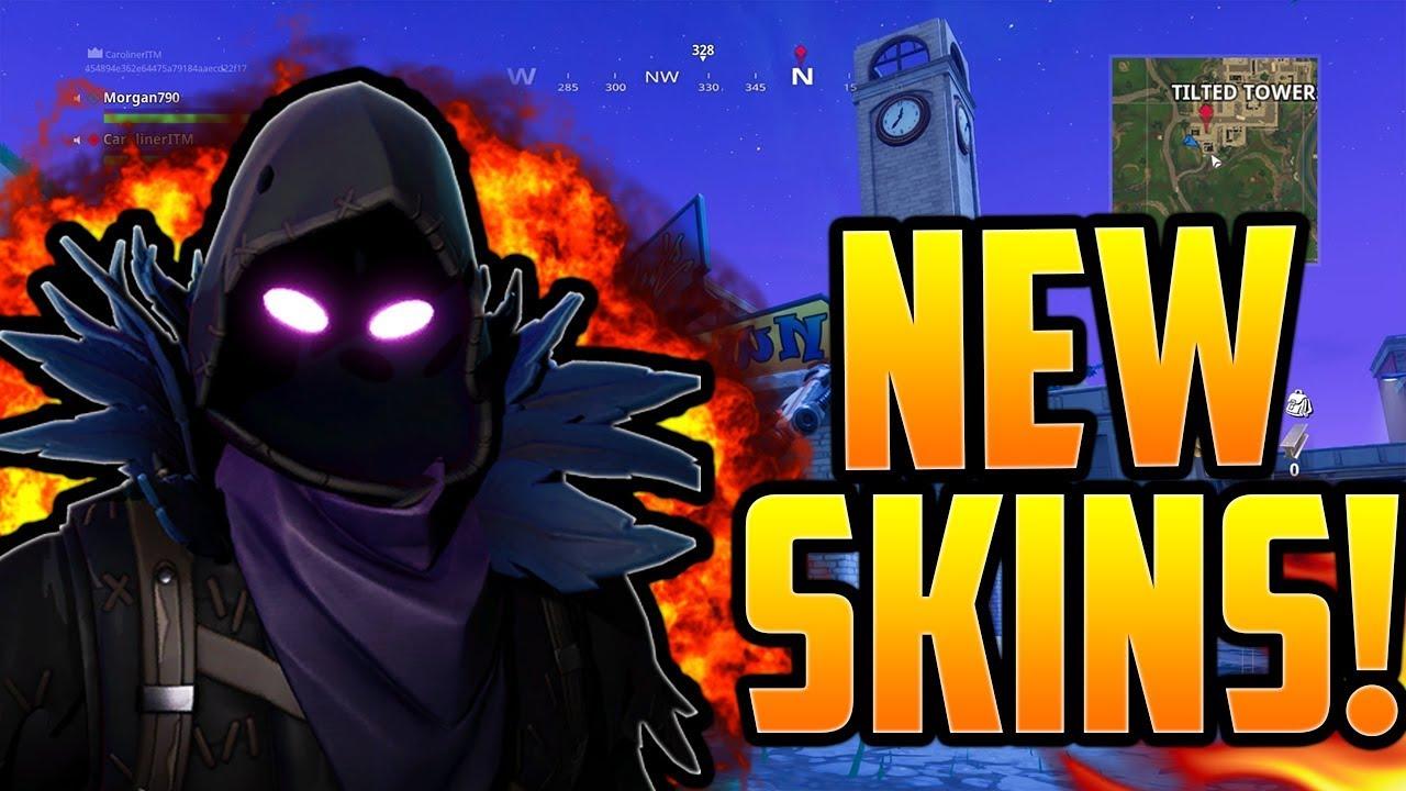 Hidden secret free skins in fortnite battle royale new grim reaper easter killer youtube - Fortnite reaper ...