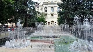 Košice- a Beautiful City in Eastern Slovakia
