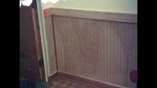 "Wainscoting Paneling And Painting Eazy Projects "" Menshelptv"