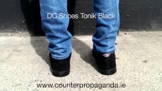 Counter Propaganda - DC Shoes Tonik Black
