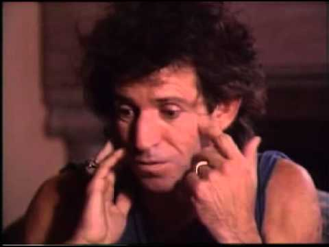 Keith Richards FULL Interview 1989