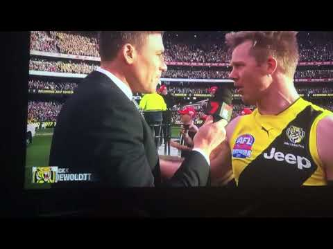 Richmond vs Adelaide 2017 AFL Grand Final ending