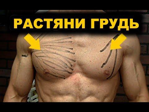 Как болит грудная мышца
