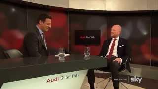 Audi Star Talk mit Matthias Sammer - Die Sendung