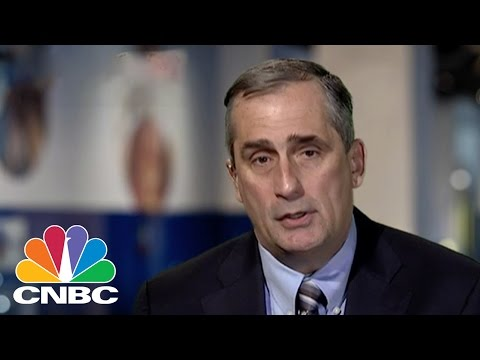 Intel CEO: Our Relationship With Apple Is Strong | CNBC