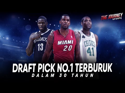 Siapakah Draft Pick NBA Nomor 1Terburuk Dalam 30 Tahun Terakhir?!? PASTI KALIAN KAGET | SPIN Sports