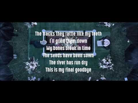 Blood In My Mouth- The Amity Affliction (Lyrics)