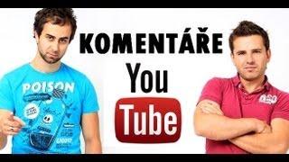 KECY ViralBrothers - Komentáře na YouTube thumbnail