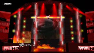 WWE ELIMINATION CHAMBER 2012 - KANE ENTRANCE PREVIEW