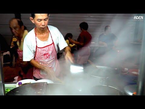 Malaysia Street Food - PENANG - Chulia Street
