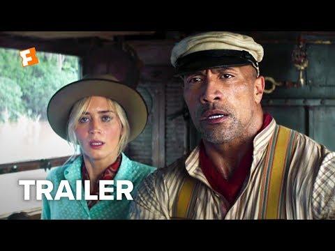 Kramer In The Morning - The Jungle Cruise Trailer!!