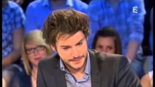 Marc-André Grondin - On n'est pas couché 25 juin 2011 #ONPC