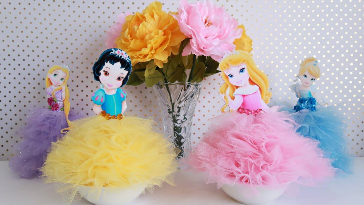 Decoraci n de blanca nieves bebe super econ mico - Decoracion fiesta princesas disney ...