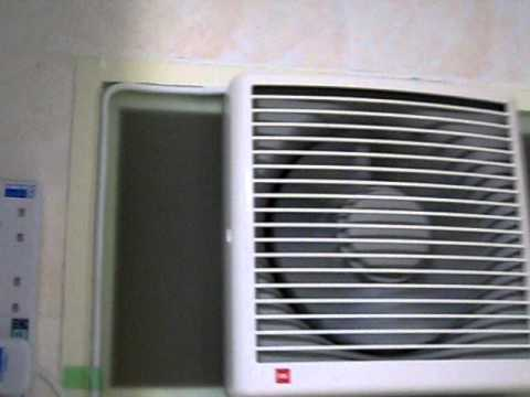 Kdk Ventilating Fan 20wha In Kitchen Youtube