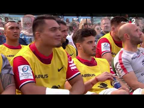 Champions Cup Demi finale   Leinster - Toulouse   21 04 2019