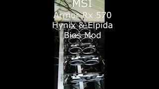 Rx 570 Bios Mod