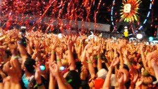 Gangnam Style (live) PSY Future Music Festival (FMFA) 2013 Malaysia