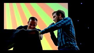 CDawg Meets Sebastian (J Michael Tatum)