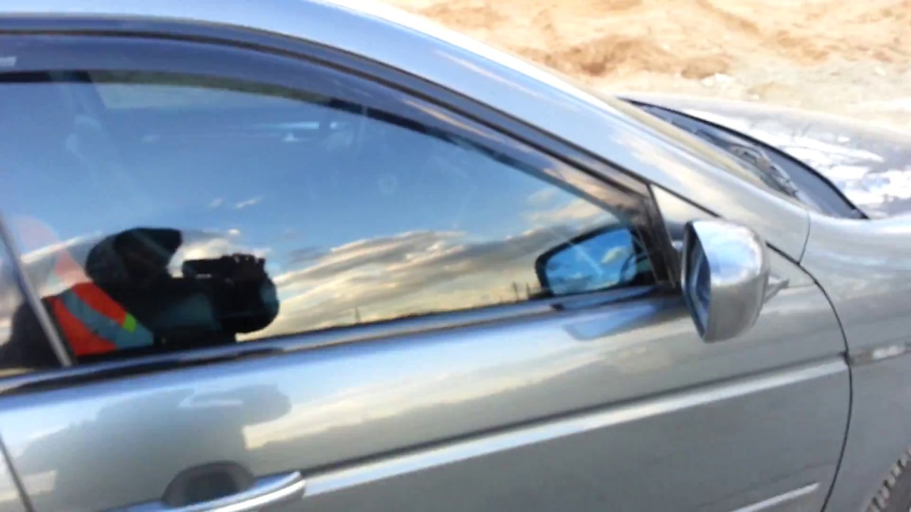 Acura tl weathertech window visor review