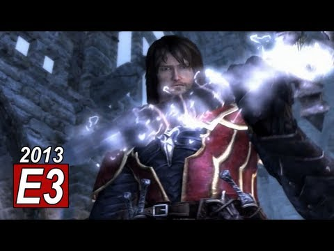 E3 2013 Trailers - Castlevania: Lords of Shadow Ultimate Edition Trailer 【HD】