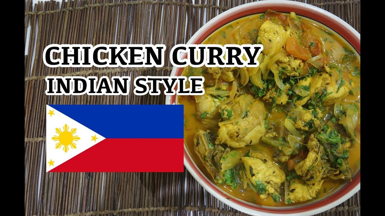 chicken curry pinoy tagalog filipino recipe youtube chicken curry pinoy tagalog filipino recipe forumfinder Gallery