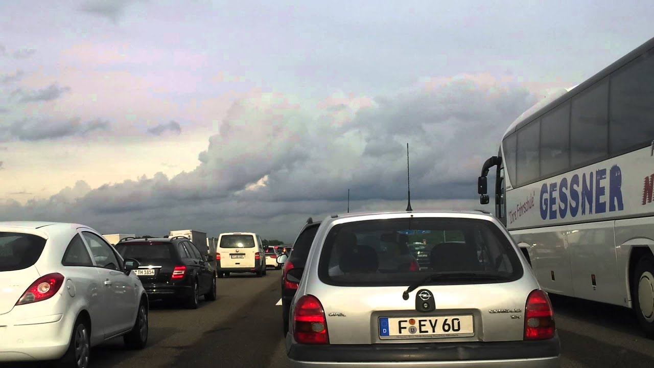 Autobahn A3 Stau