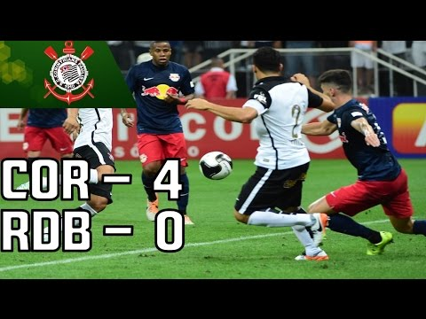 Mesa Redonda - Corinthians 4 X 0 Red Bull Brasil (17/04/16)