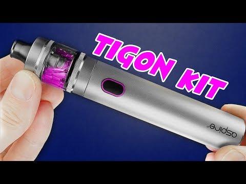 Super Clean Vape Stick! The Aspire Tigon Kit!