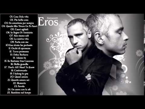 Eros Ramazzotti - Greatest Hits