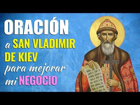🙏 Oración a San Vladimir de Kiev para Mejorar en los NEGOCIOS Y EL DINERO 💰