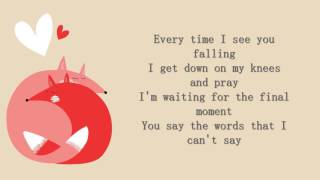Gambar cover Bizarre Love Triangle - Frente! (lyrics)