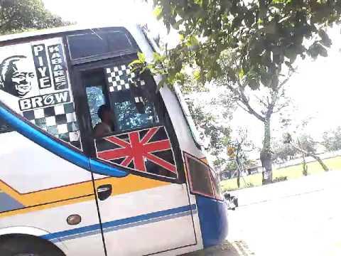 klakson telolet bus rela {SORRY} by bagas kechil