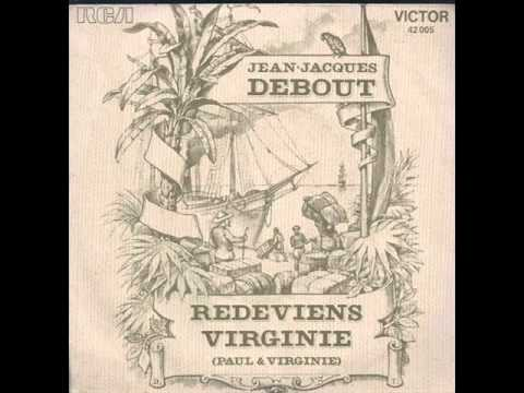 Jean Jacques Debout - Redeviens Virginie