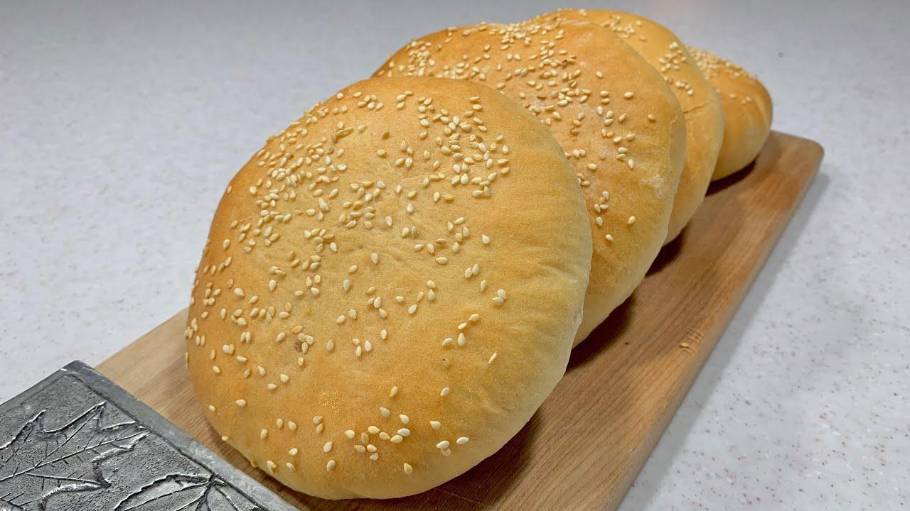 خبز الزبدة بالعجينة القطنية