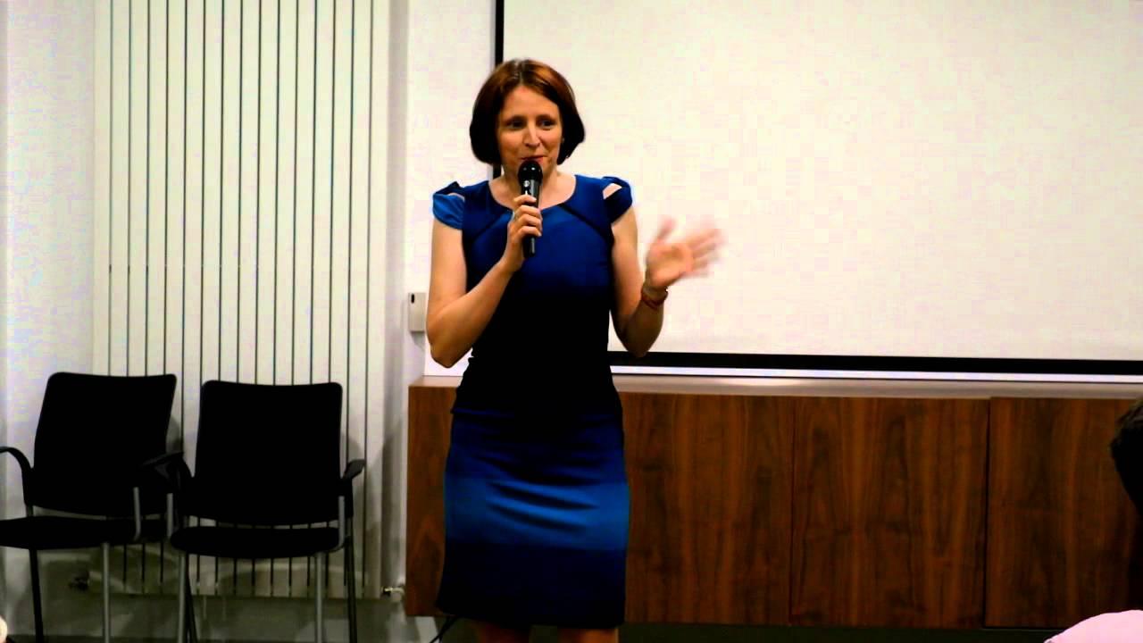 Curajul de a iubi - discurs motivational Mihaela Ioanițoaia (Vlad)