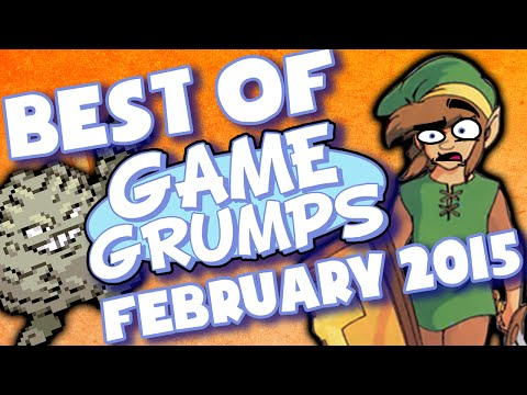 BEST OF Game Grumps - Feb. 2015
