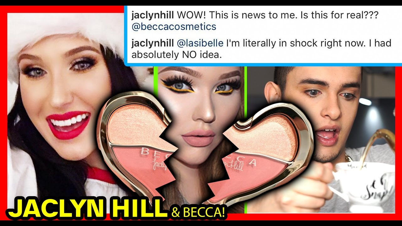 Jaclyn Hill and Becca Cosmetics Are Reportedly Feuding