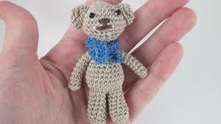 Crochet A Cute Mini Amigurumi Bear - Diy Crafts - Guidecentral