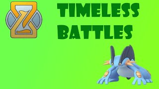 Timeless Cup Battles | Pokemon GO PvP