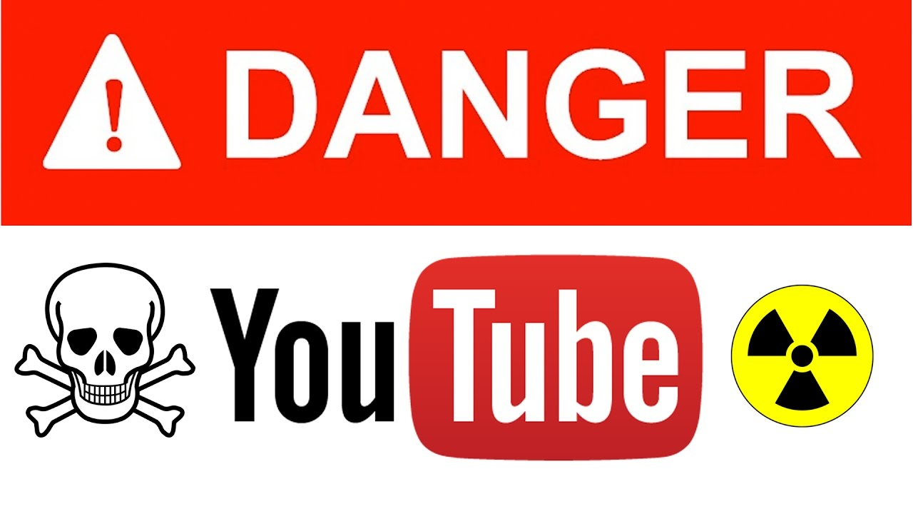 Image result for youtube is dangerous