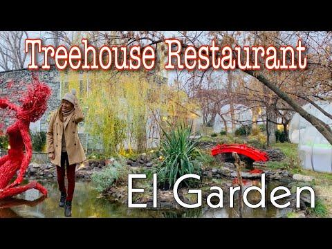 BEST RESTAURANT IN ARMENIA ( TREEHOUSE) EL GARDEN