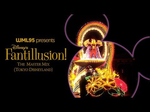 Disney's Fantillusion!: The Master Mix (Tokyo Disneyland)