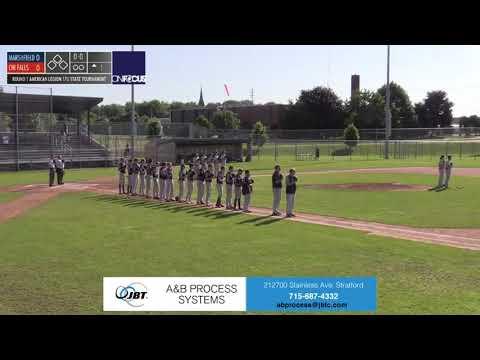 Day 2 American Legion 17U State Tournament