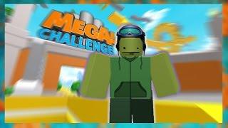 MEGA Challenge(Speed run) / ROBLOX