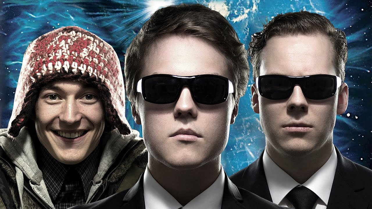 Men In Black III' Movie Clips – More Great Effects and Boring ...