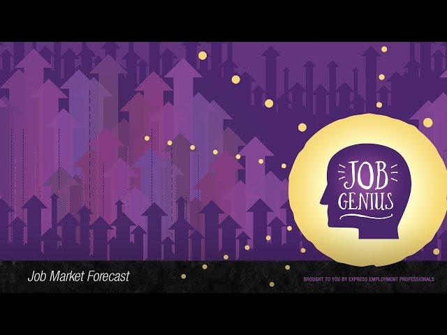 Top Trending Jobs & What They Pay – Job Market Forecast, Job Genius