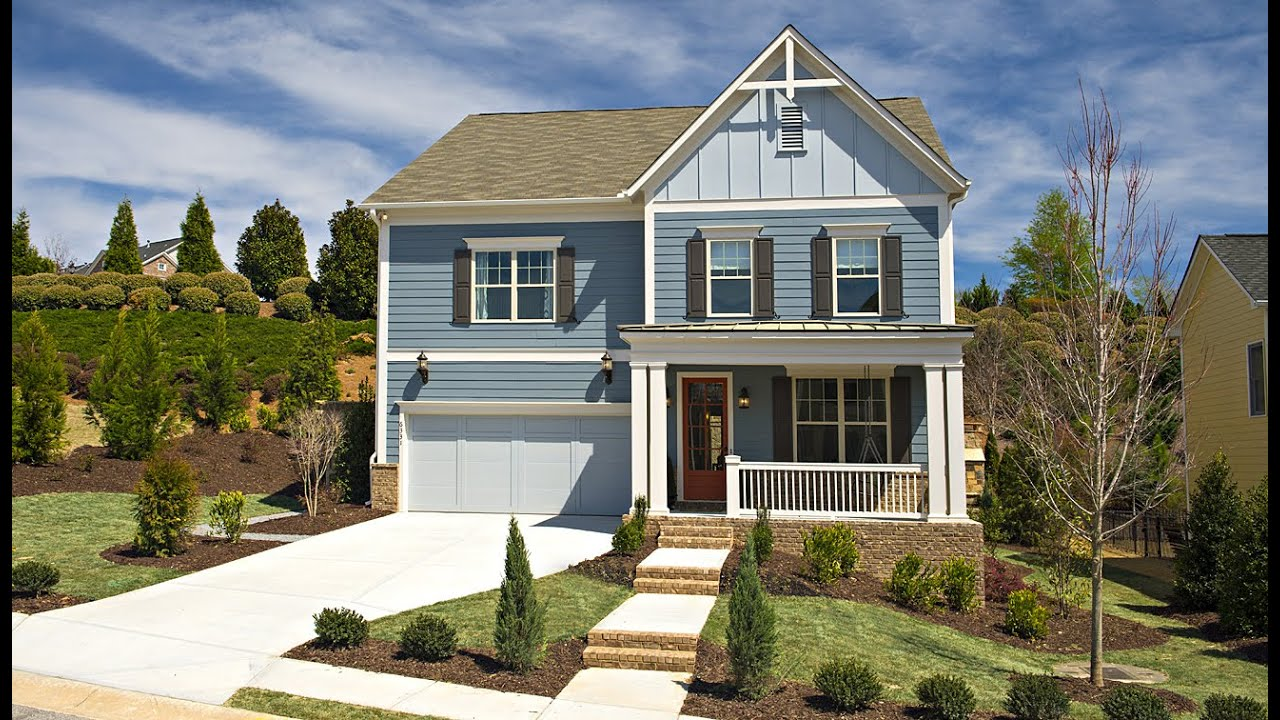 Tour The Wallace Designer Model At Legacy At The River