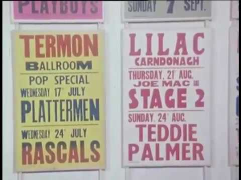 Donegal Dance Hall Posters - 1982